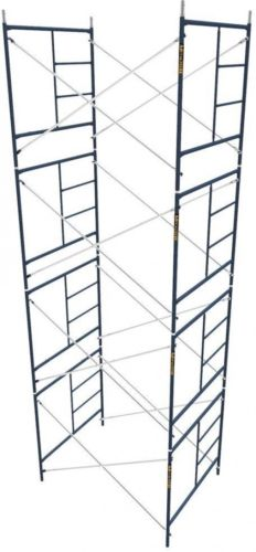 MetalTech Saferstack 5 ft. x 7 ft. x 5 ft. Mason Scaffold (Set of 4)