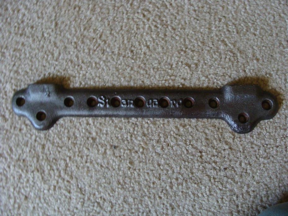 VINTAGE antique cast iron sink bracket STANDARD For 9 1/2