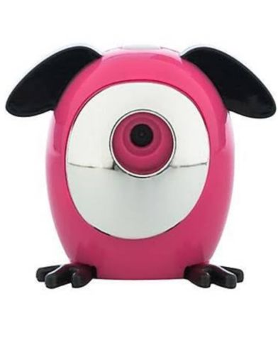 WowWee Snap Pets Rabbit, Pink/Black - Snap Pet Cat- Snap pictures- Hands-free