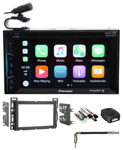 2008-2012 Chevrolet Malibu Pioneer Bluetooth DVD Receiver iPhone/Android/CarPlay