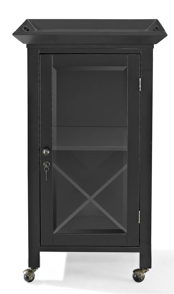 Portable Bar in Black [ID 3200818]