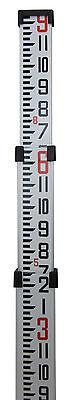 9' Northwest Aluminum Survey Level Rod Stick INCH NAR09E