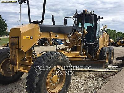 2012 CATERPILLAR 120M2 Motor Graders