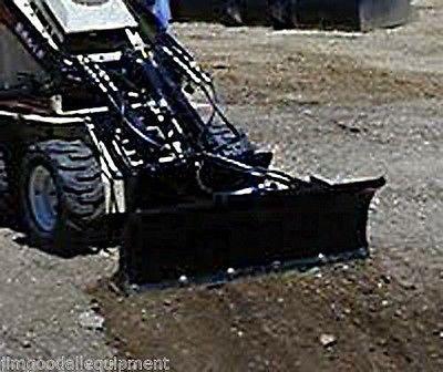 Dozer-Snow Blade for Vermeer,Boxer,Prowler,Kanga,Mini Skid Steers,46