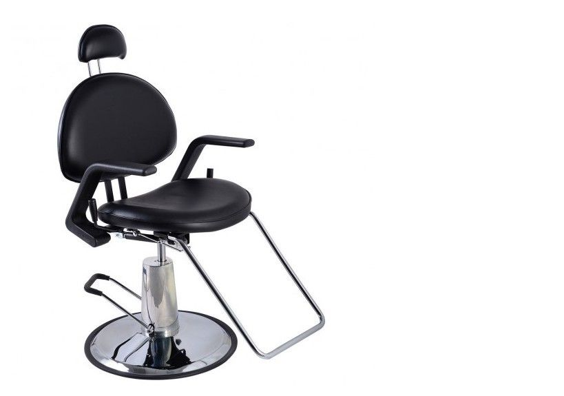 New Reclining Hydraulic Barber Chair Salon Beauty Spa Shampoo Styling Equipment