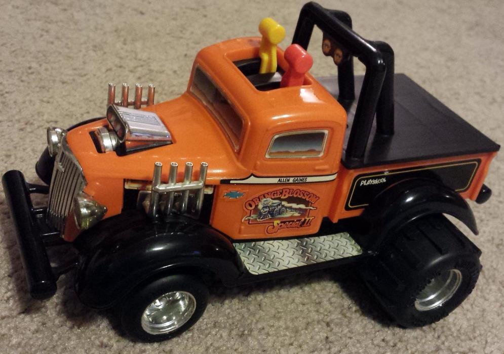Orange Blossom Special II ~ Pulling Truck ~ Vintage Playskool SST (1984)