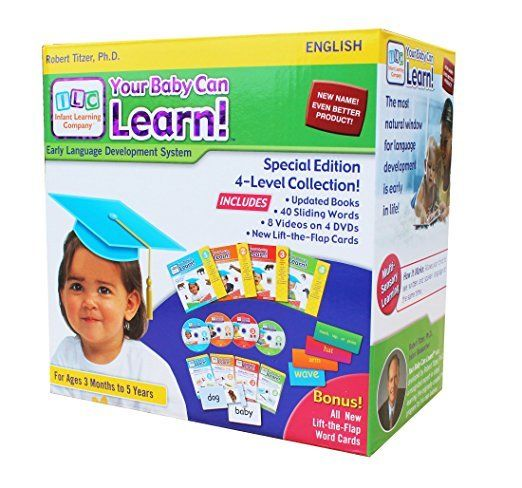 Your Baby Can Learn! 4-Level Kit