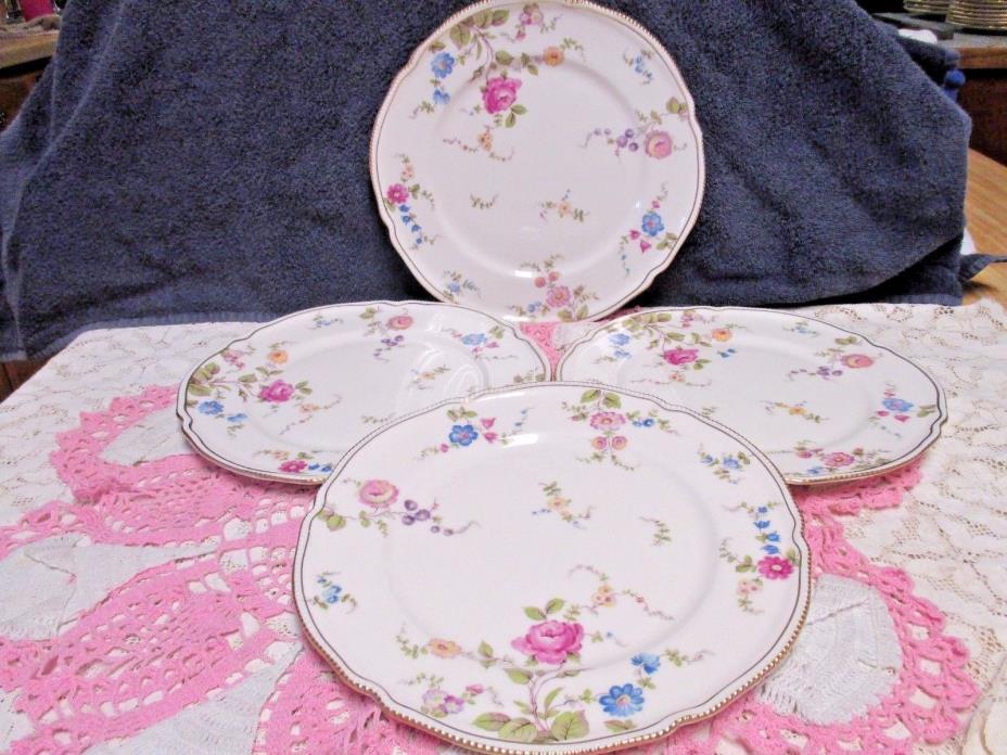 Castleton Sunnyvale Dinner Plates 10 5/8