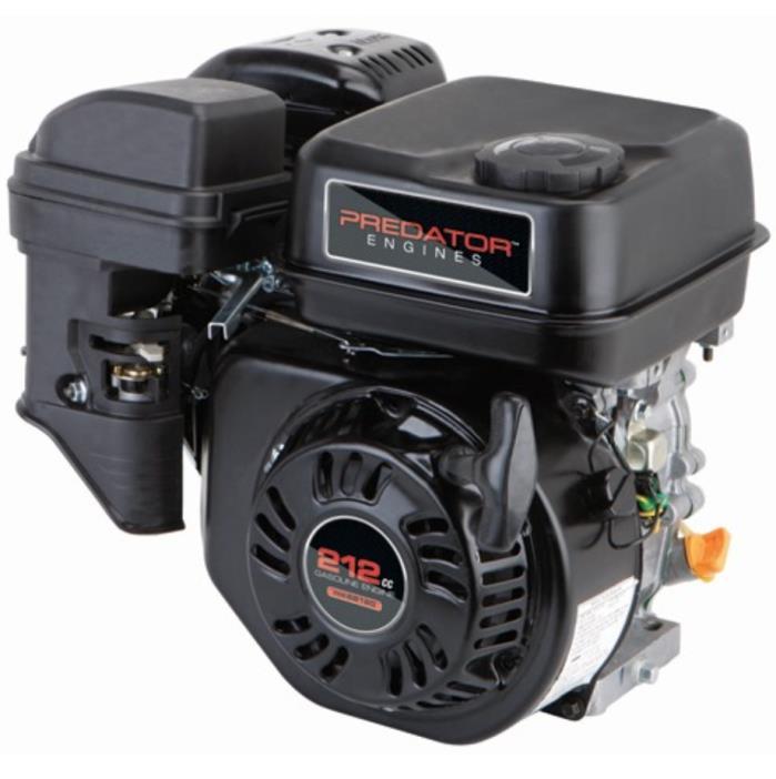 Gas Engine 6.5 HP (212cc) OHV Horizontal Shaft Mower Go Cart Generator NEW!!