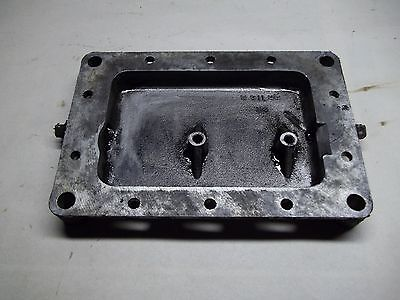 Oil pan from Wisconsin ACN single cylinder engine