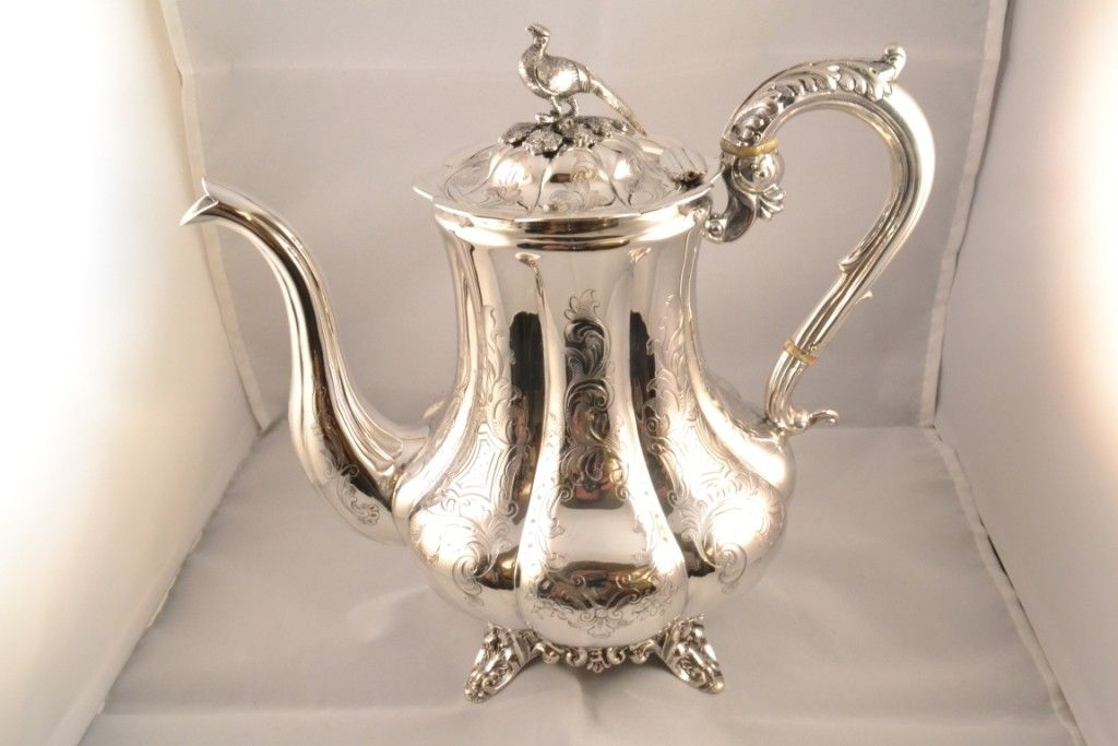 Antique Sterling Silver Tea/Coffee set