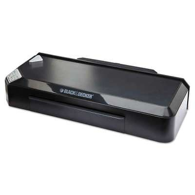 BLACK+DECKER Flash Pro Thermal Laminator, 9-1/2 x 5 Mil Maximum D 077914056485