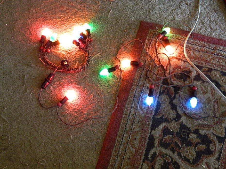 Noma Christmas Lights 1939 With Mazolz Lights