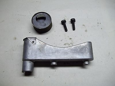Oil pump and screen from Wisconsin ACN single cylinder engine