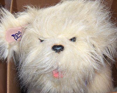 Furreal Fur Real Walking  Puppy Dog  Long Tan Fluffy Hasbro