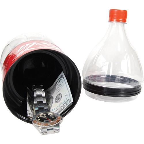 Coca Cola Coke 2 liter Bottle Secret Diversion Safe Stash