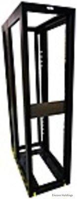 ElectroRack 133639-01A 48U Open Air Rack Frame - 20 x 48 x 88 - Black