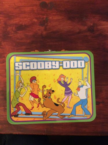Scooby-doo and Shaggy Metal Lunch Box (2011)