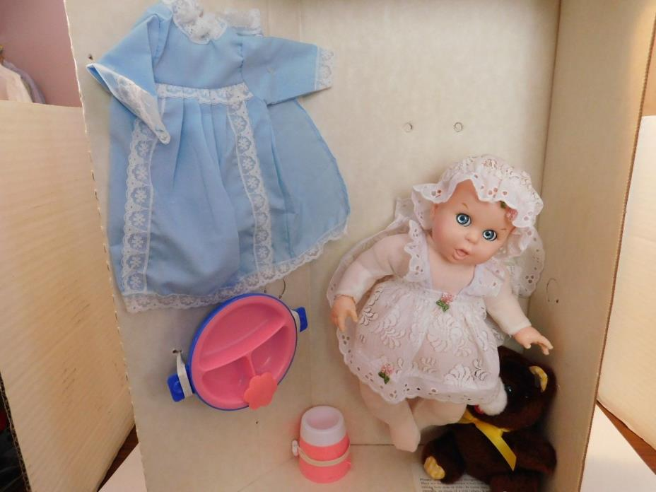 Vintage Gerber Baby Doll 12