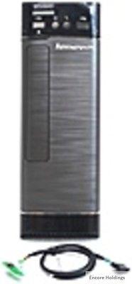 Lenovo 90200592 LX326ATA Chassis Front Panel - Silver/Black