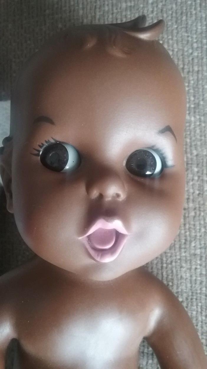Black Gerber Baby Doll