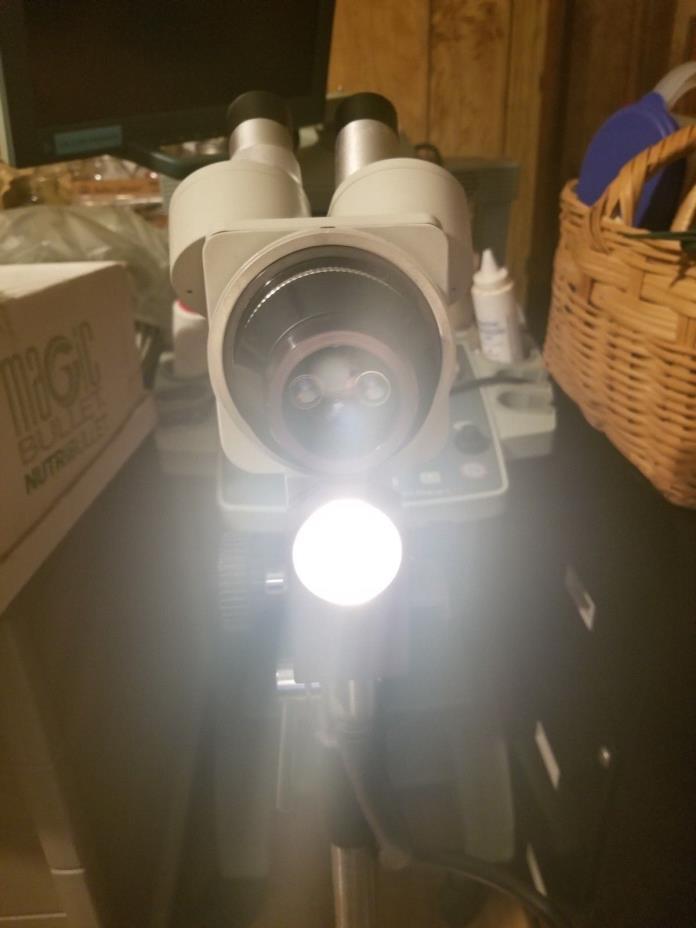 Marina Medical Diagnostic Colposcope MM-PR-310 w/ Fiber Optic Lightsource OBGYN