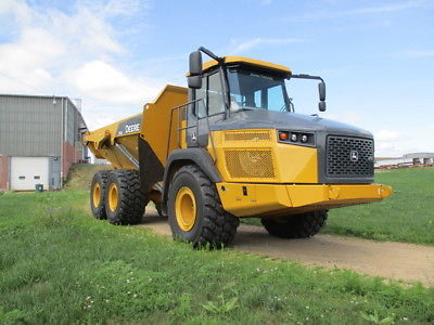 2016 John Deere 310E Articulated Dump Trucks