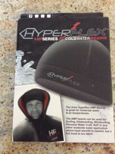 Hyperflex AMP 2mm Neo Beanie Cap Hood XH20N Size: Small Surfing, Water Sports