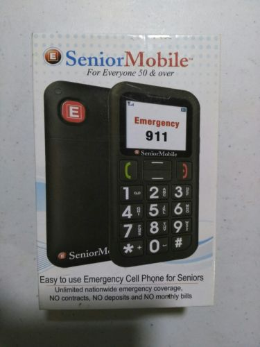 Senior Mobile Emergency Cell Phone No Monthly Payment