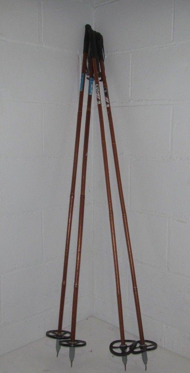 2 Pair Vintage 135 Bamboo 53