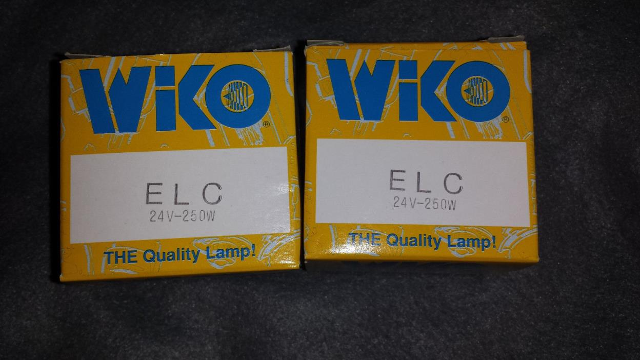 ELC 24v 250w MR16 Lamp