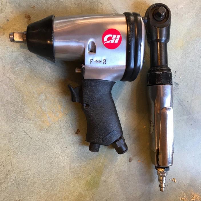 Air Impact Tools/New Campbell-Hausfeld & Used Sanborn