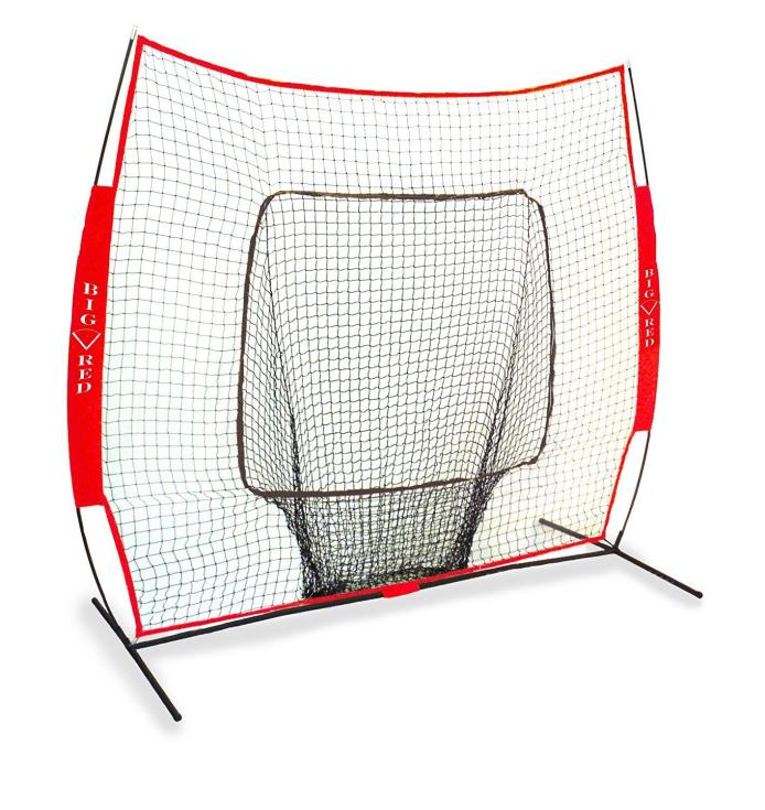 Big Red TGN Baseball/Softball Practice Net, 7x7