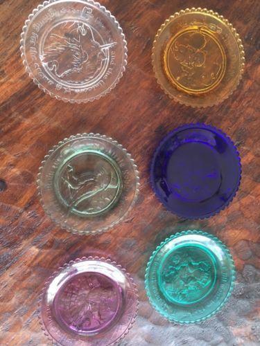 Wetzel Collectible Miniature Plates - Nursery Rhymes