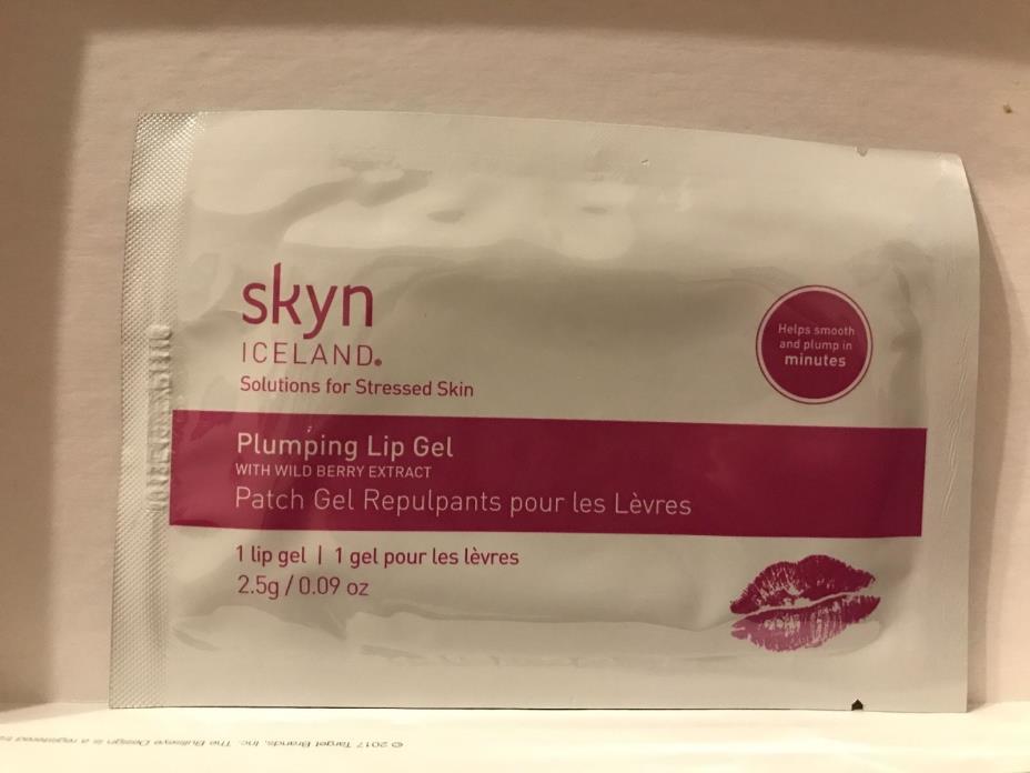 skyn Iceland Plumping Lip Gel 0.09 oz