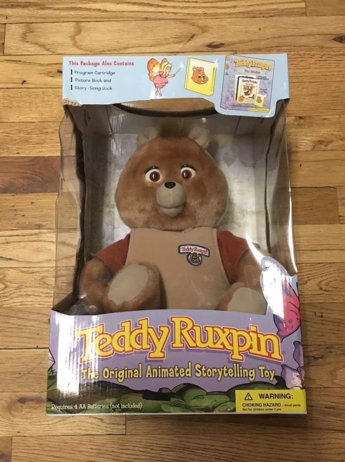 2005 Teddy Ruxpin