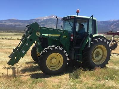 2006 John Deere 6420 Tractors