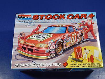 Hut Stricklin #57 1990 Heinz Pontiac Grand Prix 1/24 Monogram Model Car + Kit