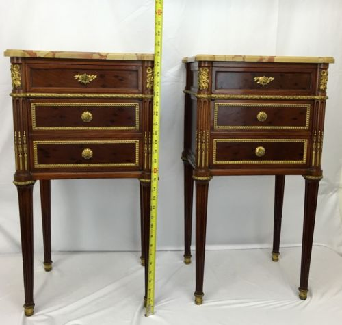 antique white nightstand for sale classifieds. Black Bedroom Furniture Sets. Home Design Ideas