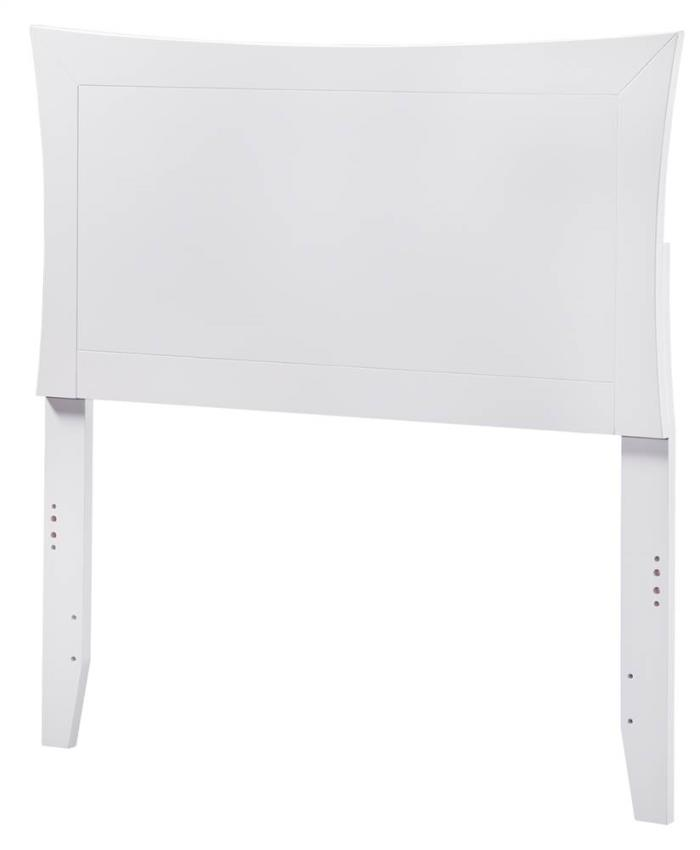 Twin Headboard in White Finish [ID 3498510]