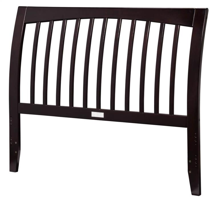 Wood King Headboard King Espresso [ID 3498529]