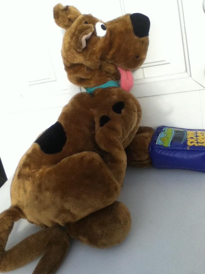Large Scooby Doo Plush Dog TV stuffed animal 24