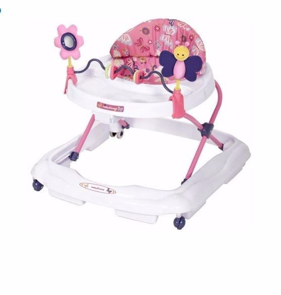 Baby Trend Walker, Emily, 1st years, wheels, walker, seat, mobile learning