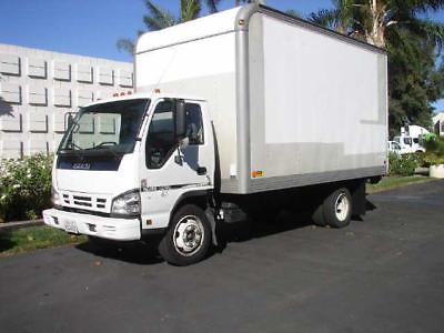 2007 Isuzu NQR 16' DRY VAN - Unit# 6206 Truck Tractors