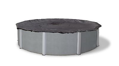 Blue Wave 15-ft Round Rugged Mesh Above Ground Pool Winter Cover, New