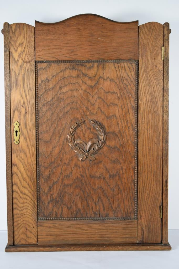 VINTAGE OR ANTIQUE WOODEN SPICE OR MEDICINE CABINET - Antique Spice Cabinets - For Sale Classifieds