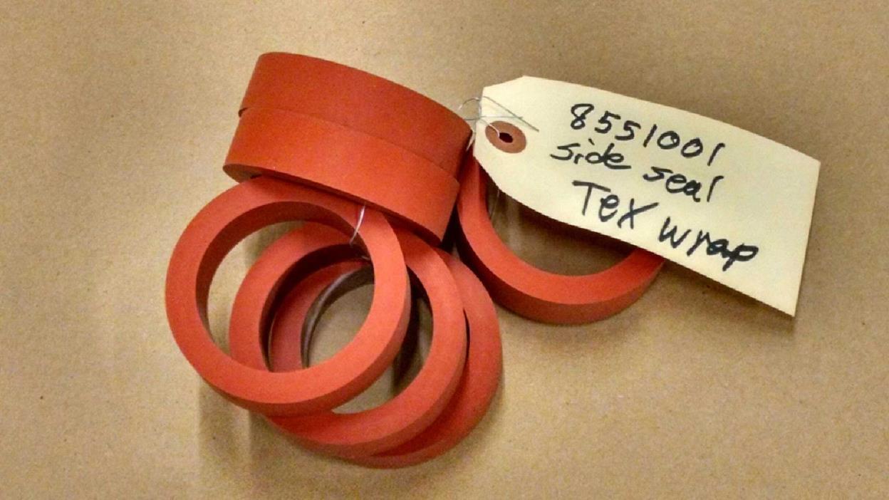 6 Tex Wrap Side Seals 8551001