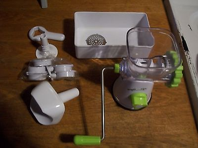 Meat Grinder for Home Processing