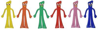 NJ Croce Many Moods of Gumby Boxed Set Toy, New, Free Shipping
