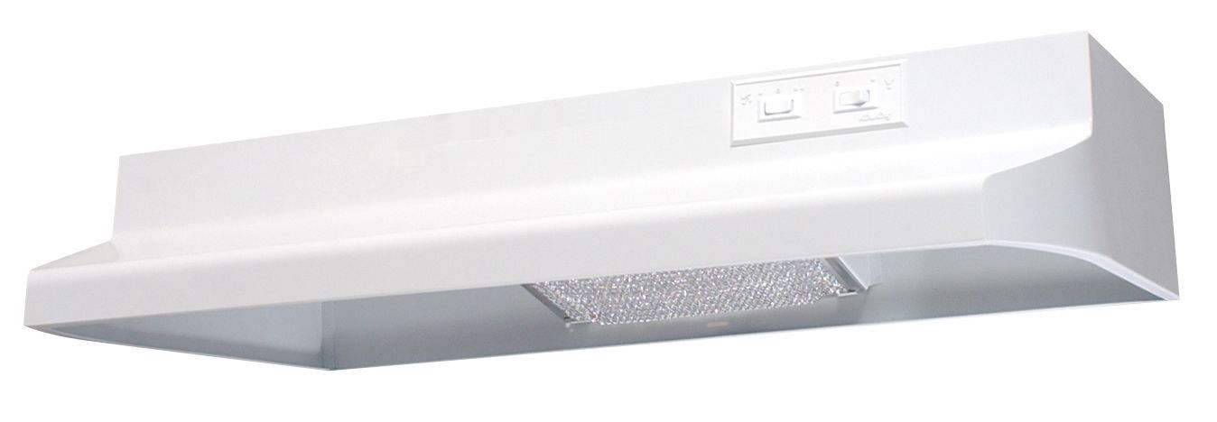 Air King AV1243 Advantage Convertible Under Cabinet Range Hood with 2-Speed Blow